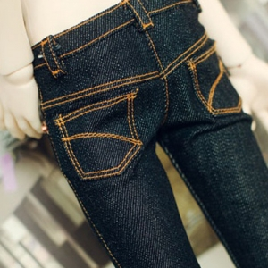 SD13 Boy Basic Slim Jeans