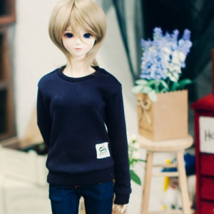 SD13 Girl Basic MTM - Navy