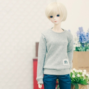 SD13 Girl Basic MTM - Gray
