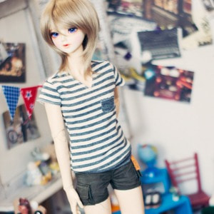 SD13 Girl Cargo Hot Pants - Kahki