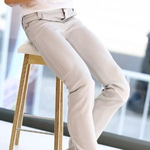 IDEALIAN 75 Cotton Pants - Gray